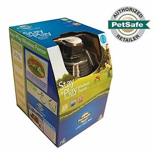 Petsafe Stay Play Wireless Dog Fence Containment System