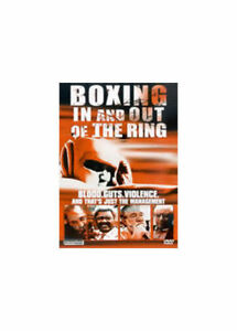 Boxe - IN E Out Of The Ring DVD Nuovo DVD (MP159D)