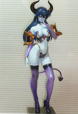 Devil Girl Sexy Cute Wonderfest 2014 1/8 Anime Unpainted Figure Model Resin Kit