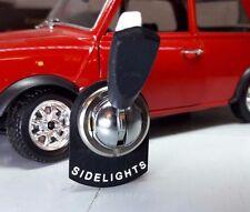 Kit D'epoca Auto Luci Di Posizione Anabbagliante Testa Luce Interruttore Orig.