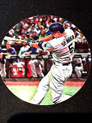 Temperamentvoll Los Angeles Dodgers Cory Seager Magnet Collectible #1 Best Seller Fan Fav Erfrischung Weitere Ballsportarten