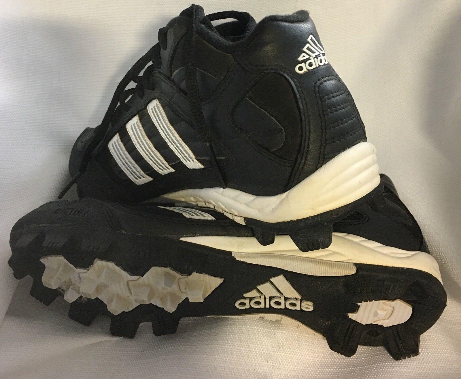 chaussures hommes est adidas adituff chaussures de de de baseball en noir et blanc nous 6 1 2 garons | D'être Très Apprécié Et Loué Par Les Consommateurs  40a5fd