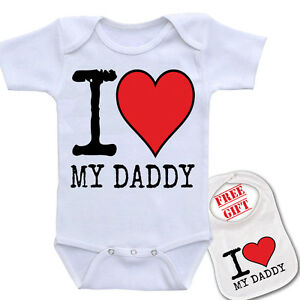 ec3d8d190 I Love my Daddy