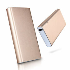 15000mah Dual USB External Power Bank Backup Battery Charger for iPhone 7