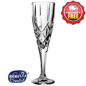 Bohemia Crystal (030.012) Sheffield Champagne Flute 180ml 6pcs