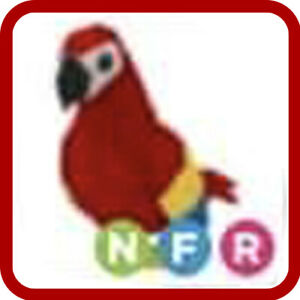 Adopt-Me-NFR-Parrot