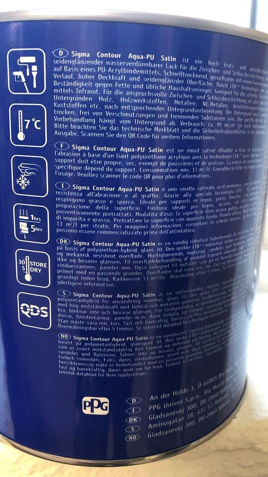 Maling, Sigma Coatings, 10 liter