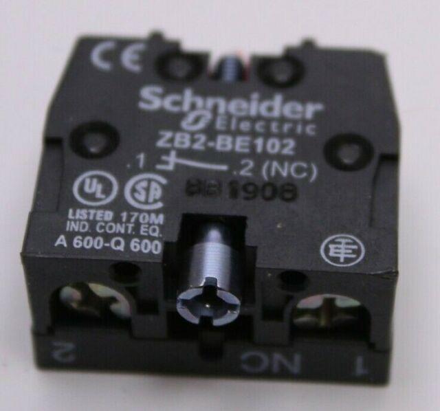 1 Stk Hilfsschalter 1Ö Schneider Electric ZB2BE102