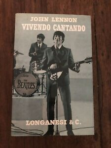 Libro-John-Lennon-Vivendo-Cantando