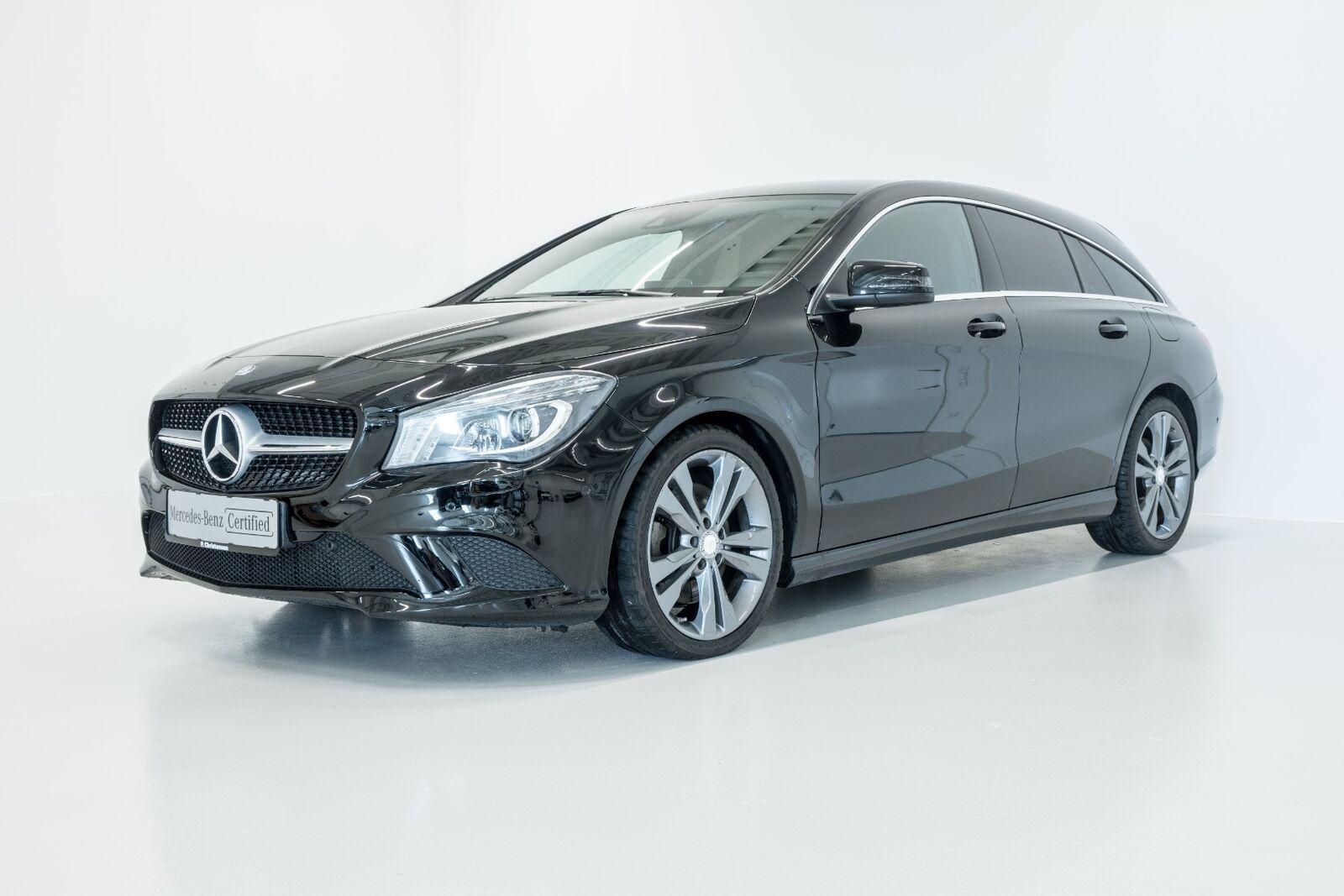 Mercedes CLA250 2,0 SB aut. 5d