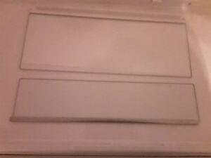 Siemens Kühlschrank Zubehör : Glasplatte für kühlschrank ersatzteil siemens 00447340 ebay