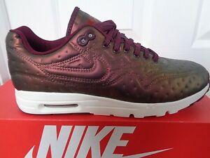 7a1b342645dcf5 Nike Air max 1 ultra womens trainers 861856 900 uk 5.5 eu 39 us 8 ...