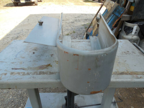 """BELT COVER FITS 15,16,17 SERIES CLAUSING 15/"""" DRILL PRESS HOOD"""