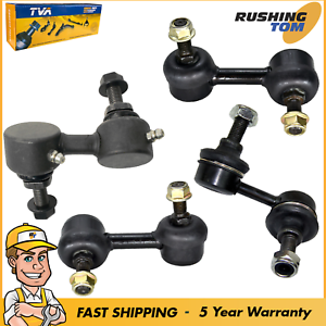 Front /& Rear Sway Bar End Links For Honda Civic 2001-2005 Acura EL DX EX GX HX