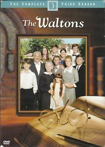 Individual-Replacement-For-The-Waltons-Season-3-DVD-Disc-Of-Choice