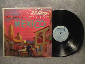 Image is loading 33-RPM-LP-Record-101-Strings-The-Soul-