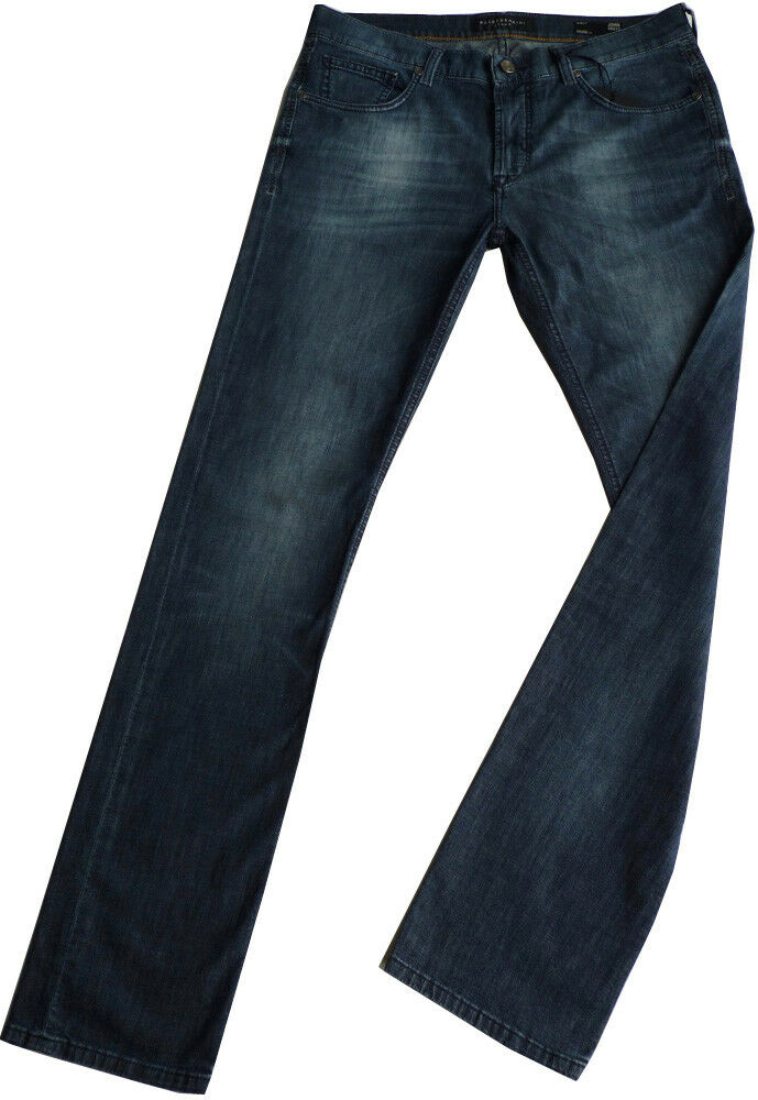 Baldessarini Estate Stretch-Jeans, w34 l34, Style Jack 16511, slim fit