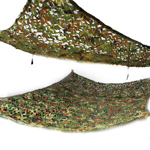 2x3-Woodland-Camouflage-Net-Camo-Netting-Camping-Beach-Military-Hunting-Tactical