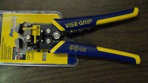 grip strippers wire Vise adjusting self