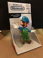 "World of Nintendo Ice Luigi 2.5"" Figure Brand New"