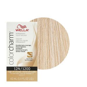 Wella Color Charm Permament Liquid Hair Color 42ml High