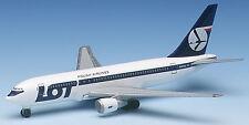 Herpa Wings 1:500 LOT Polish Boeing 767-200 prod id 504256 released 1997