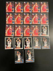 1992-93-Upper-Deck-Tom-Gugliotta-Rookie-Lot-USA-International-Bullets-x22-B5