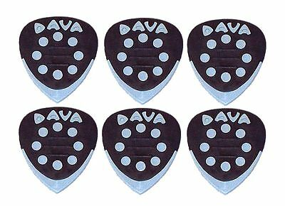 Dava Control Power Grips Guitar Picks - 6/Bag (D2024)
