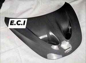 Mclaren 570S 570GT 600LT Convertible Coupe Dry CARBON FIBER Engine Hood Bonnet