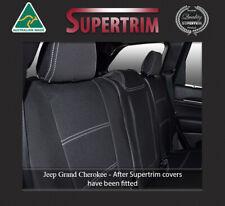 Seat Cover Fits Jeep Grand Cherokee Srt Rear Armrest Access Waterproof Neoprene