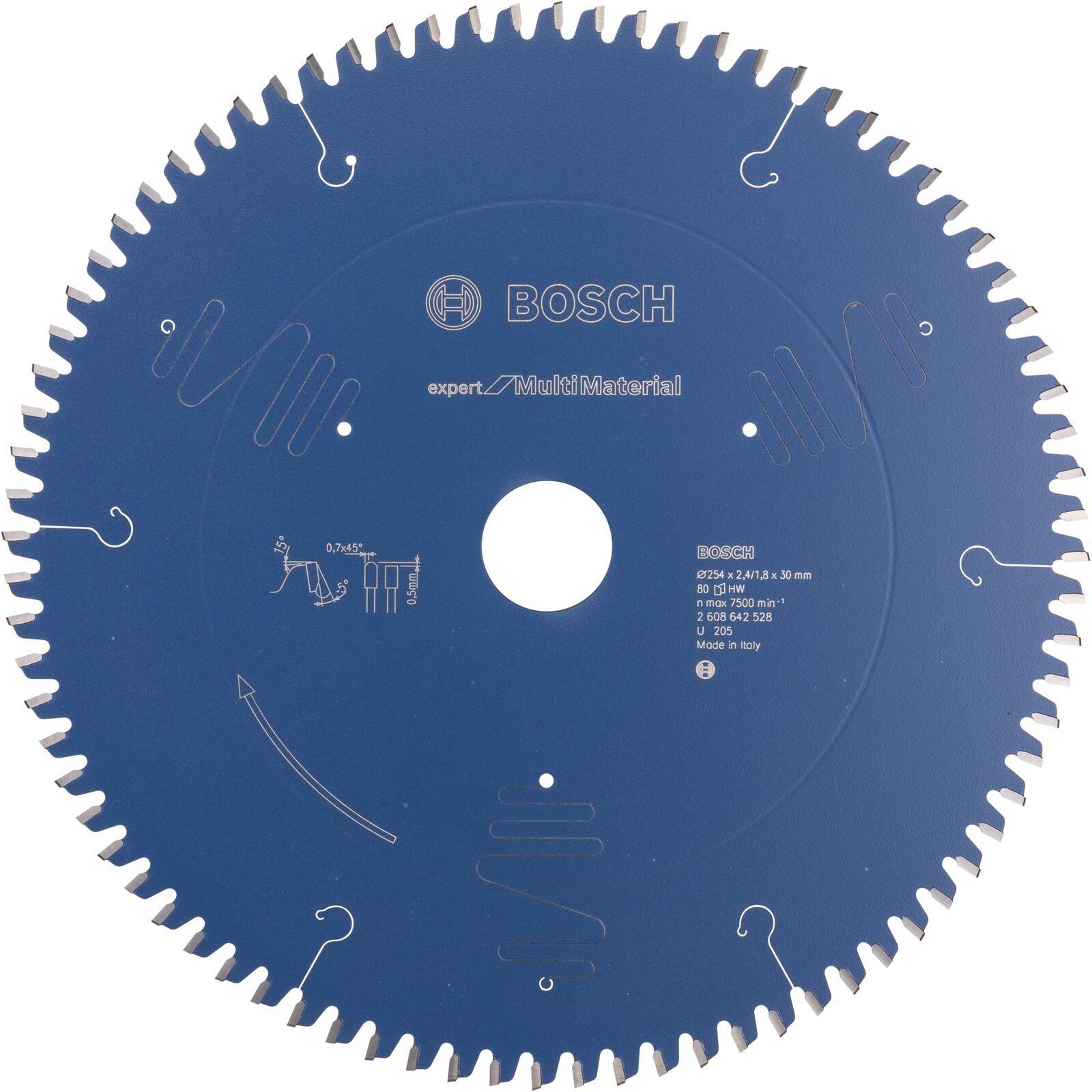 Bosch Bosch Bosch Professional Kreissägeblatt Expert for Multi Material, 254mm, Sägeblatt e3c34b