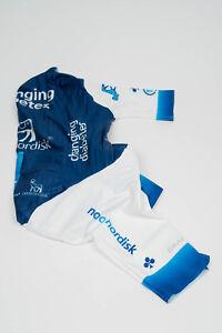 S New 2017 Men/'s Craft Team Novo Nordisk Tresiba EBC Aero SS Cycling Skinsuit