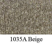 1974-1979 Volkswagen Beetle Floor Mats 4pc Cutpile