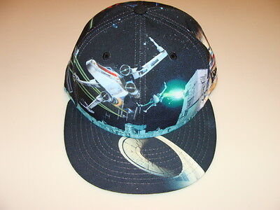 New Era Cap Hat Star Wars Return of the Jedi X Wing All Over Hat 59FIfty 7 1//4