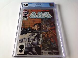 PUNISHER-LIMITED-SERIES-2-CGC-9-8-WHITE-PAGES-MIKE-ZECK-GRANT-MARVEL-COMICS