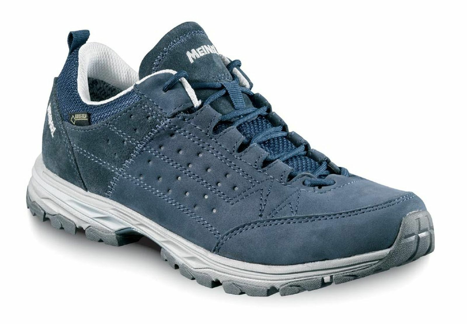 Moda barata y hermosa Meindl señora trekking zapato durban Lady GTX low Marine