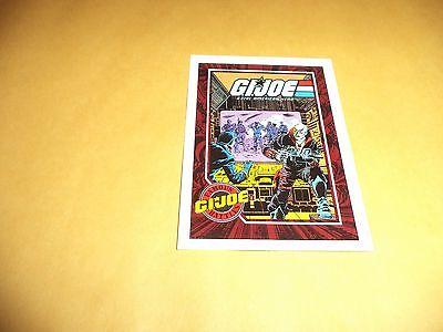 Skymate # 122-GI Joe série 1 Impel Hasbro 1991 base trading card