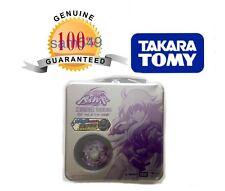 Takara Tomy Limited Ed Collectors Tin Crystal Purple Earth Aquila 105HFS DVD'S