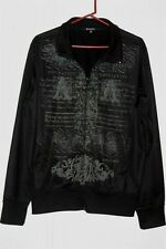 3be89c3164 item 8 Men s Carbon Black Light Weight Lined Jacket Windbreaker Size M Full  Zip
