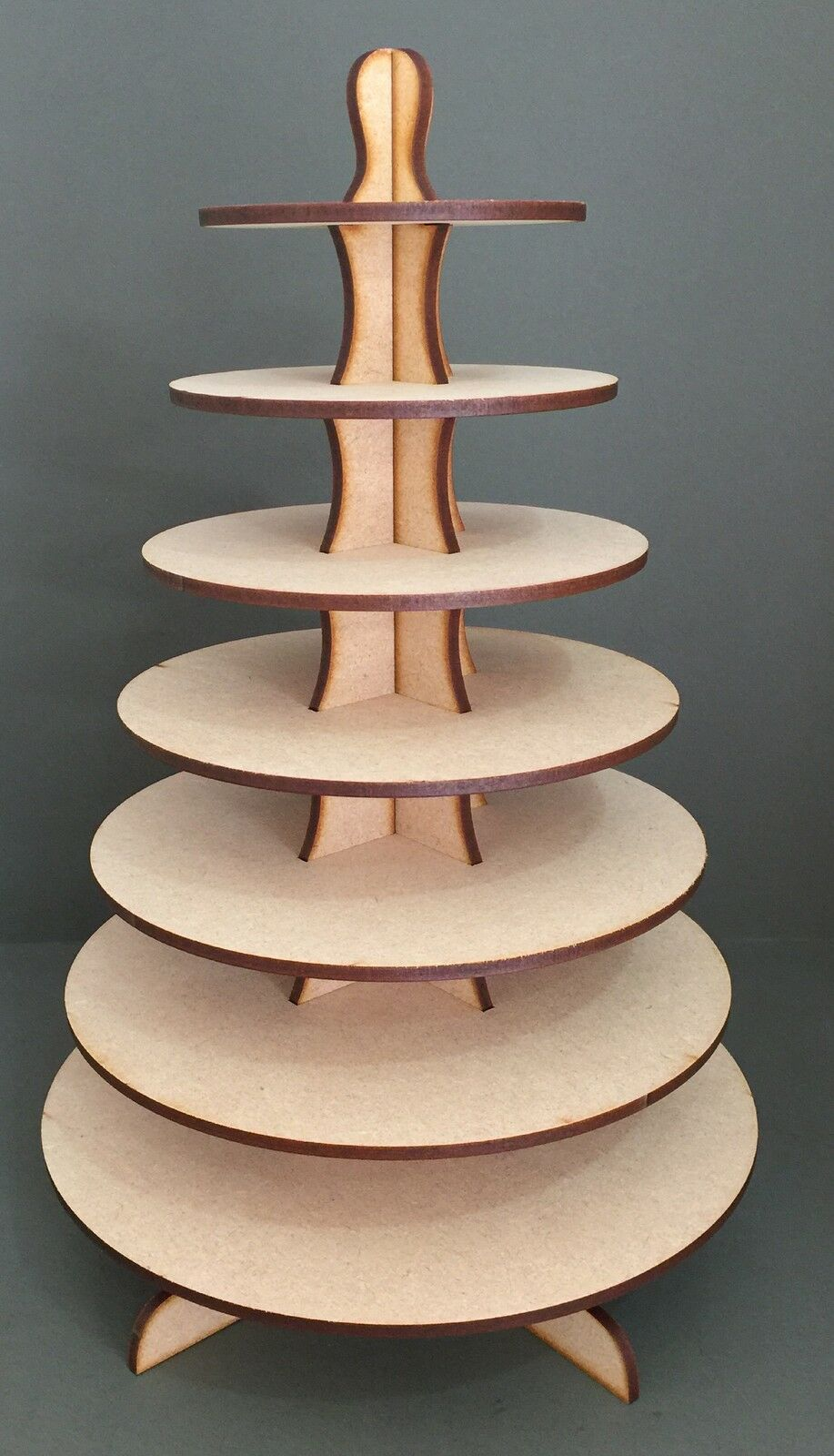 Y37A 80x WEDDING TABLE Chocolate Pyramid Ferrero Rocher Display Stand Mr & Mrs