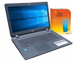 ACER-Notebook-17-Zoll-HD-Dual-Core-4GB-1TB-WIN-10-Laptop-Office