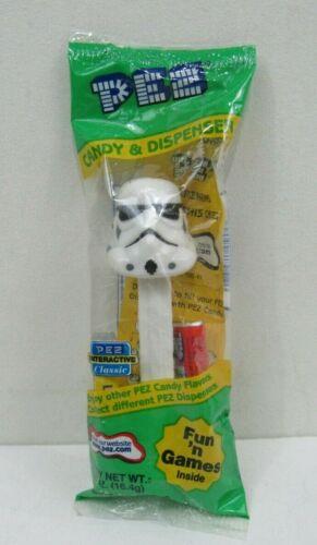 Pg146B Star Wars PEZ Dispenser New Sealed