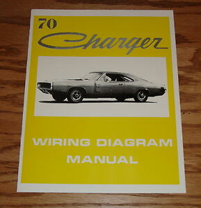 image is loading 1970-dodge-charger-wiring-diagram-manual-70