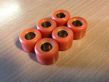 GALETS RENFORCES 15x12mm 8 Grs MBK / YAMAHA / MALAGUTTI / APRILIA / PGO.