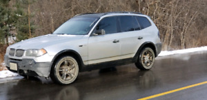 2004 BMW X3 2.5L Panoramic sunroof Quick Sell