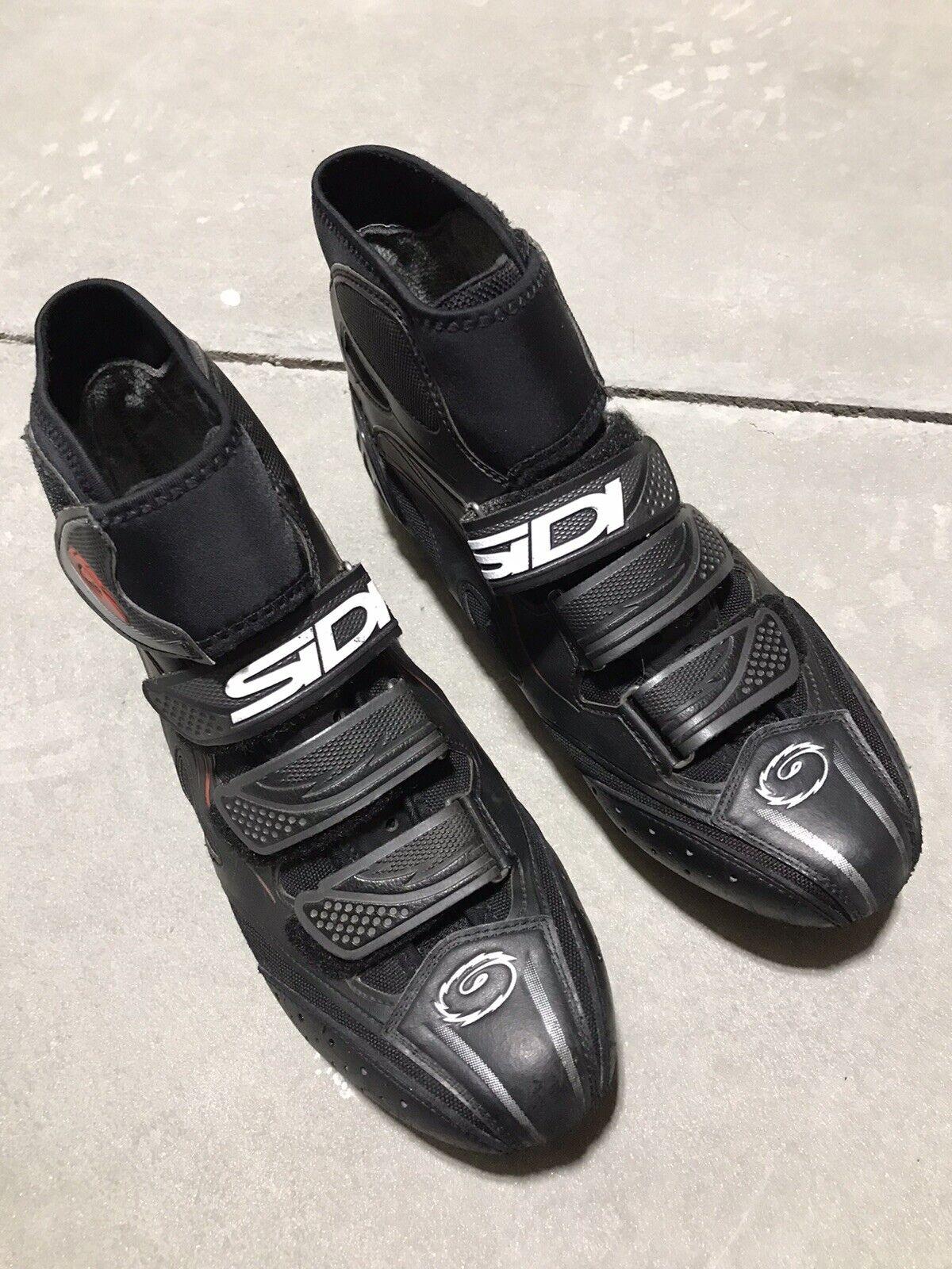 SIDI Diablo GTX Gore-Tex Mountain bike Cycling schuhe Größe EU 43 M10