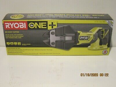 Ryobi 18-Volt One Tool Only Cordless Bolt Cutters