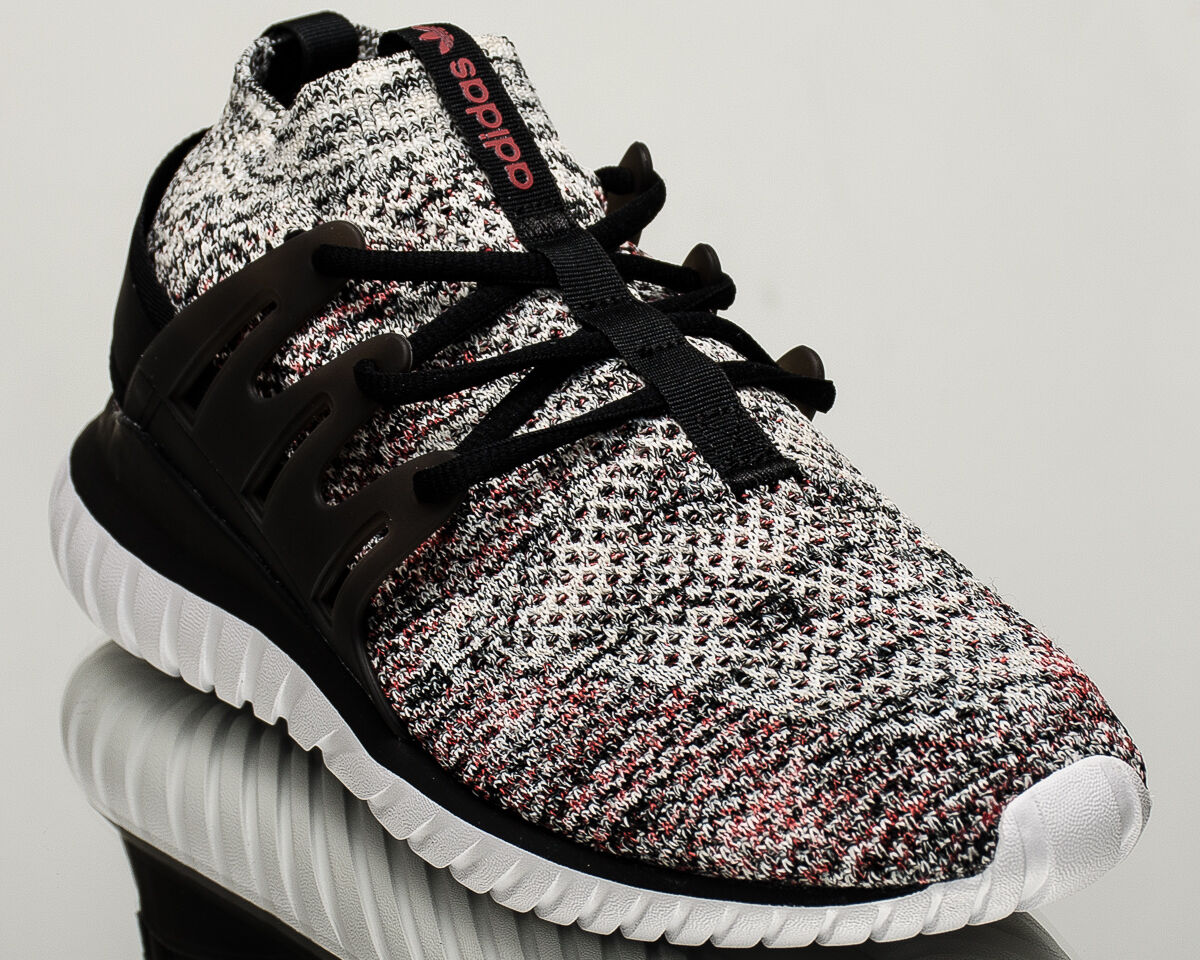 adidas Originals Tubular Nova NEW Primeknit PK lifestyle shoes NEW Nova grey bordo BB8409 236449