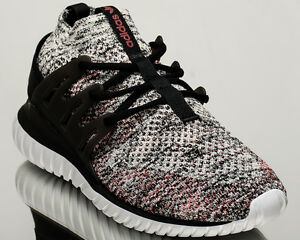 meet c95bd 261bf Details about adidas Originals Tubular Nova Primeknit PK lifestyle shoes  NEW grey bordo BB8409