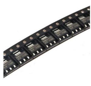 50PCS-AMS1117-AMS1117-3-3-AMS117-3-3-3-3V-1A-Voltage-Regler-SOT-223-NEW